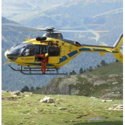 Voler en hélicoptère